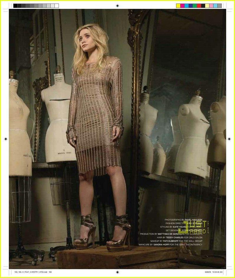 ashley olsen in the hamptons | Celebrity Style: Ashley Olsen for Hamptons Magazine