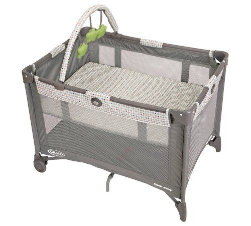 ad3032ad14b5e Graco Pack N Play Playard with Bassinet