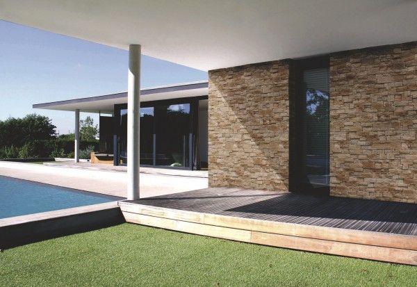 Pierre exterieur pour maison perfect mur en granit with - Pierre exterieur pour maison ...