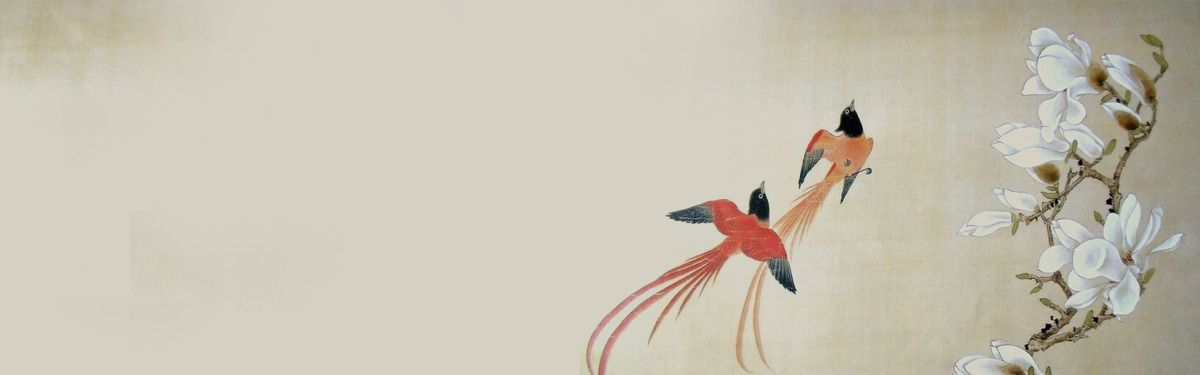 فن تصميم جرافيك منحنى الخلفية Oil Painting Background Realistic Oil Painting Chinese Background
