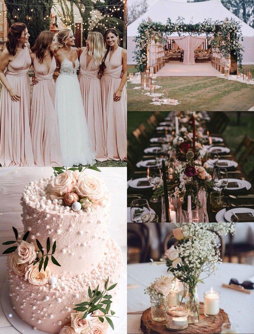 Wedding Idea, Bridesmaid Dress Choice