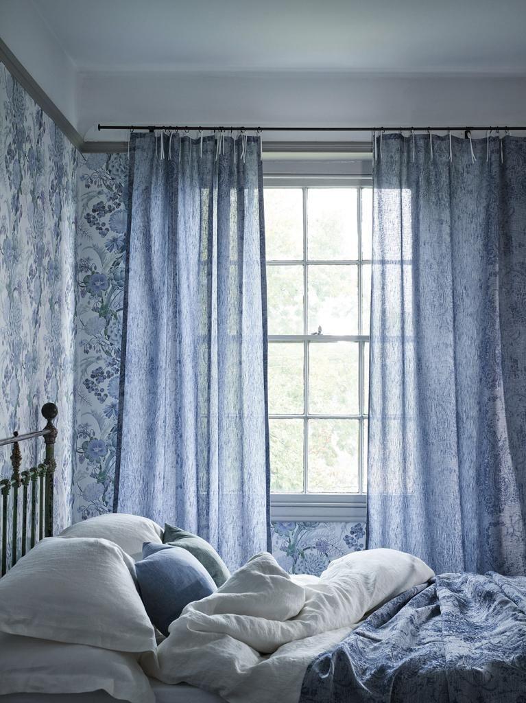 Stoff Für Gardinen: Die 8 Schönsten Modelle Fürs Fenster | Pinterest |  Vorhänge Wohnzimmer, Vorhänge Und Gardinen