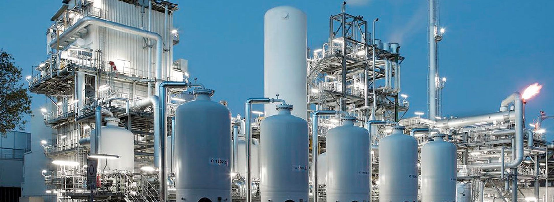Industrial Gases Cylinders Manufacturers Suppliers In India