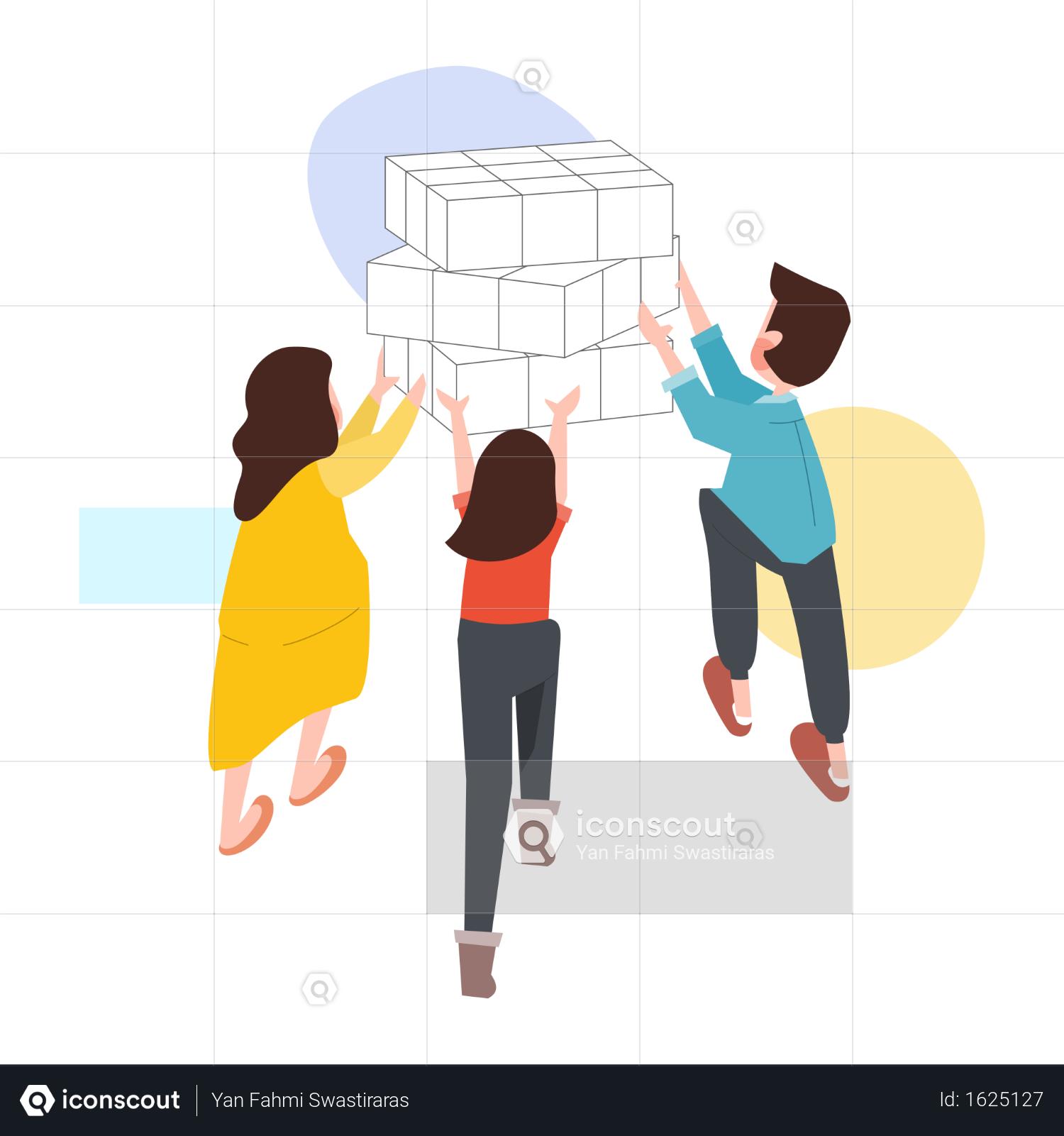 Premium Problem Solving Illustration Download In Png Vector Format Problem Solving Illustration Solving