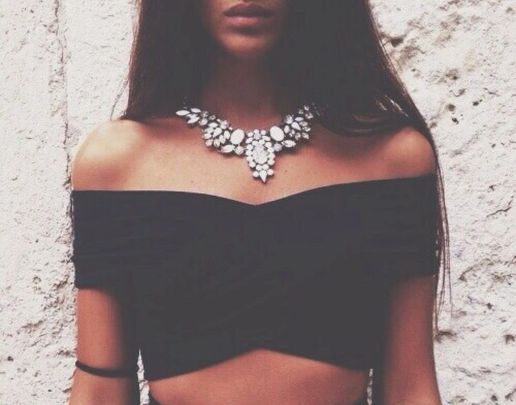 Love this neckless and the shirt