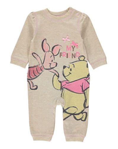 England Disney Winnie Pooh Amp Ferkel Baby Madchen Strampler Gr 50 86 Neu
