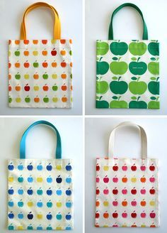 The Twenty Minute Tote | The Purl Bee