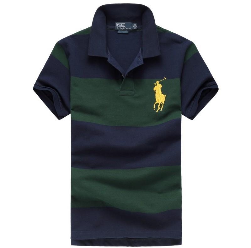 sneakers for cheap 97782 72947 2019 的 Maglietta Polo Ralph Lauren Uomo Big Pony Breve ...