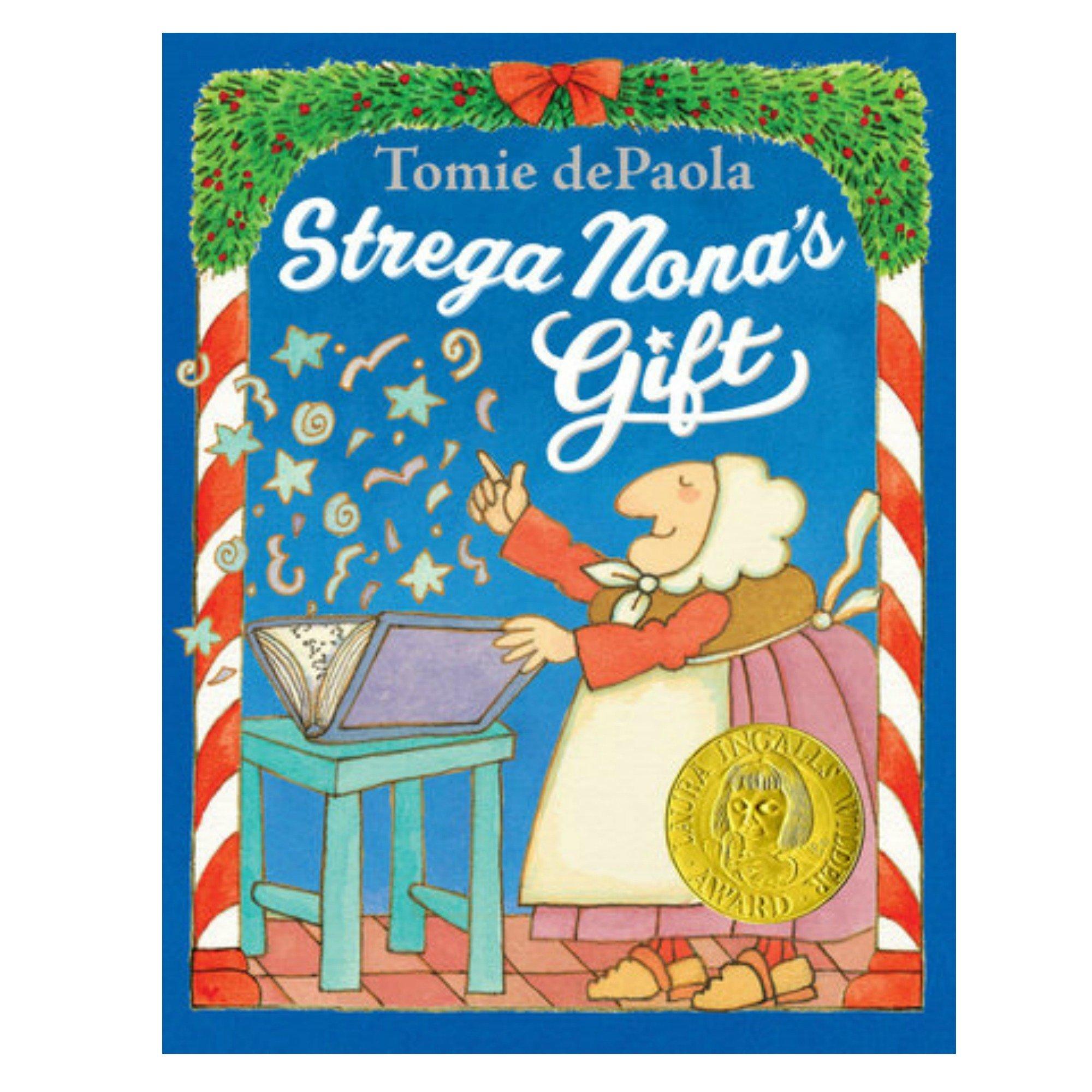 Strega Nona's Gift Holiday celebrations around the world