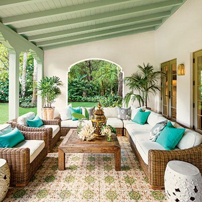 21 Amazing Mediterranean Outdoor Design Spanish Style Homes Spanish Courtyard Patio Design