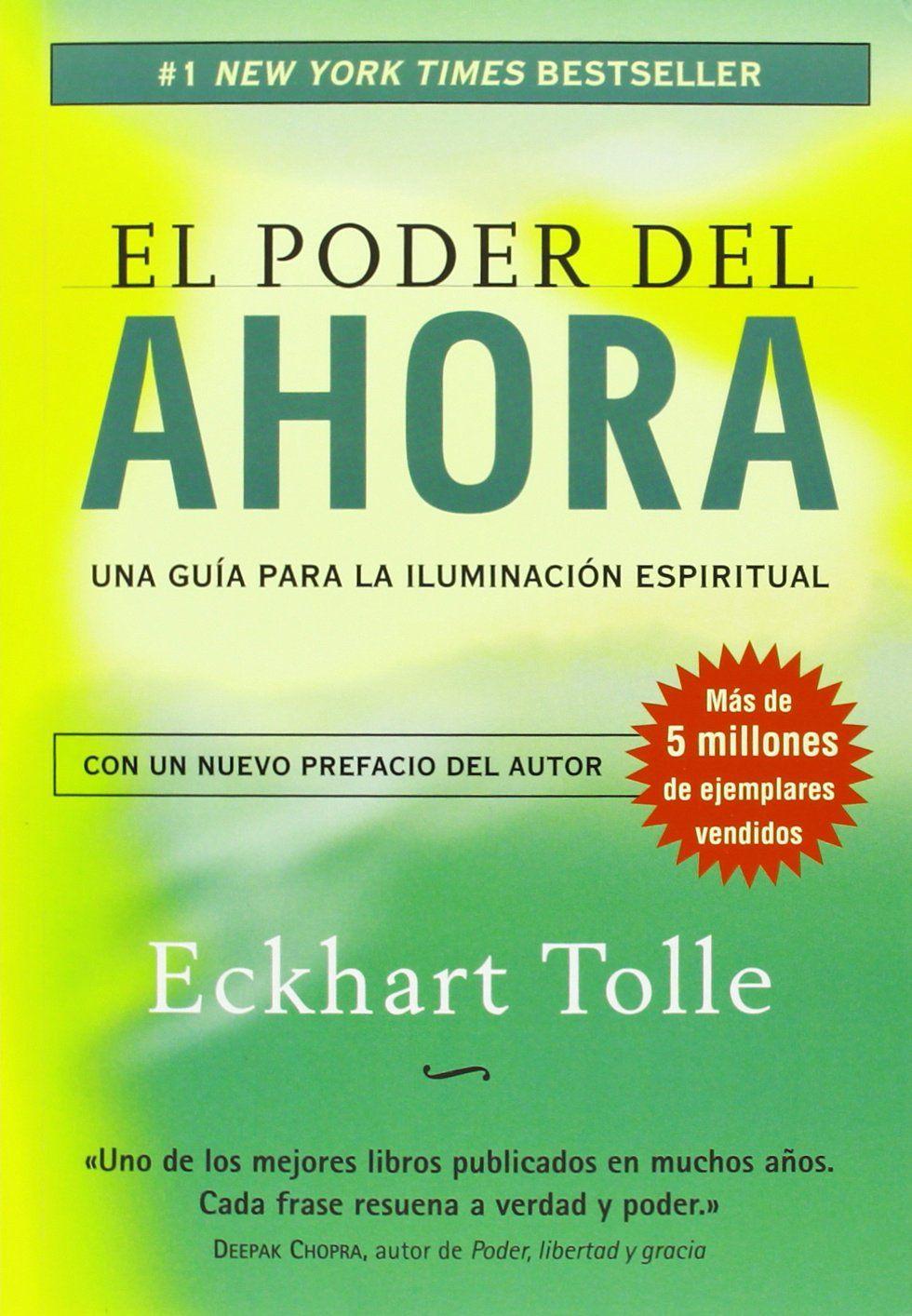 """Un libro imprescindible para trabajar el """"aquí y ahora"""", para trascender la  mente"""