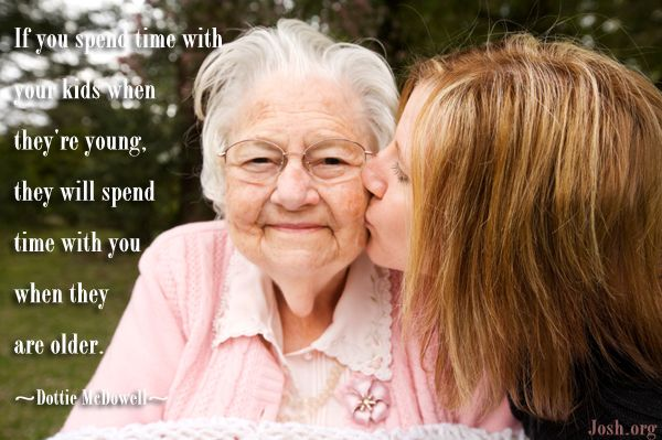 "Spend Time With Your Wife Quotes: ""If You Spend Time With Your Kids When They're Young, They"