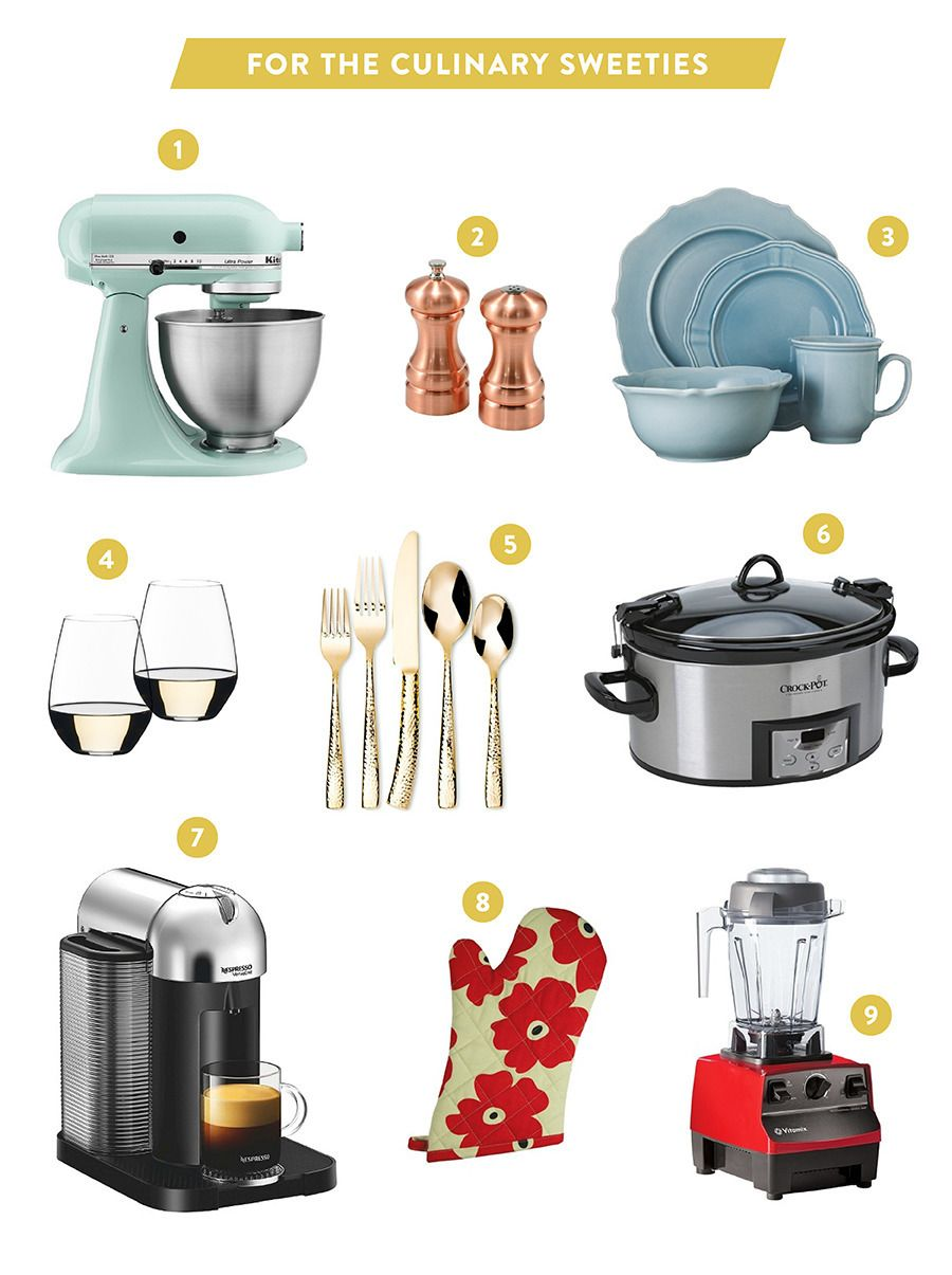 Be Yourself, Together with Target Kitchen gadgets