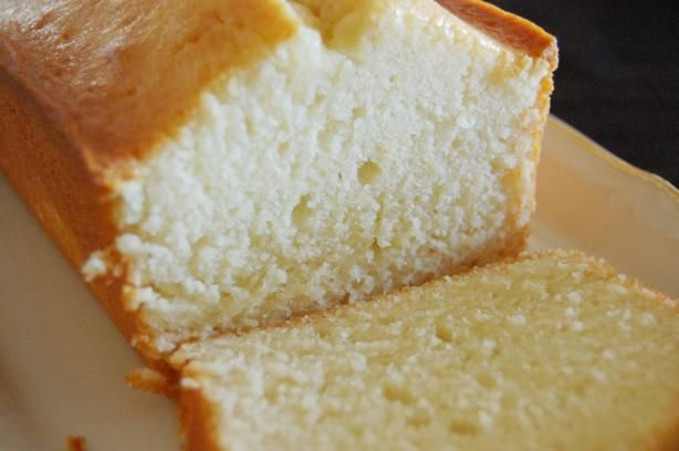 Lemon pound cake.  Quick, easy, and I have all of the ingredients