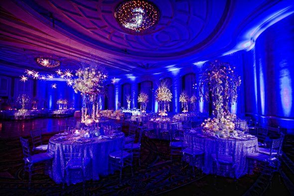Venue Loews Miami Beach Hotel Event Décor And Fl Design Xquisite Events Grace Ormonde Real Weddings