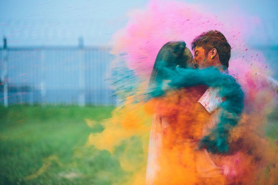 Bobby Kiran Photography » Colors of love