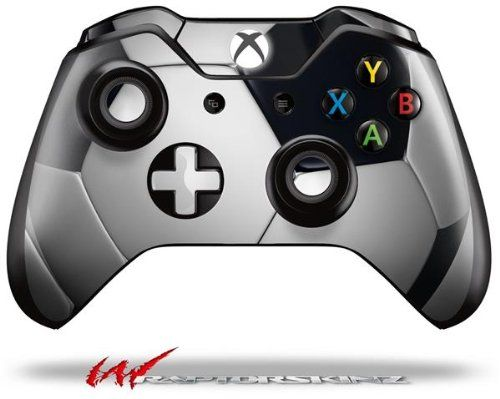 Soccer Ball Decal Style Skin Fits Microsoft Xbox One Wireless Controller Controller Not Included Details Xbox One Controller Xbox One Wireless Controller