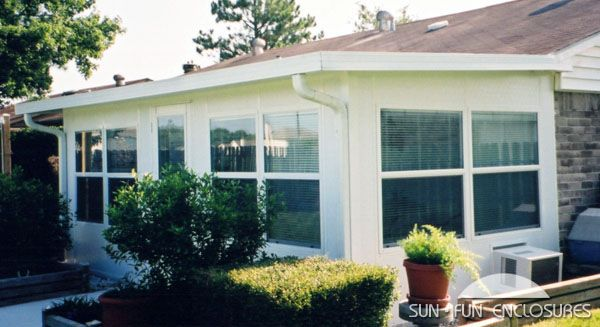 Enclosed Patio Cost | Free Standing Enclosed Patio Rooms