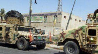 هجوم انتحاري يستهدف مسجدا شيعيا في مدينة التاجي شمال بغداد