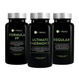 Quick Pick 3 | It Works | It Works | Metabolic diet, It works