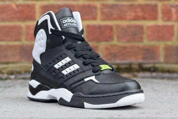 d2ef4dbe1 adidas Originals Brings Back The Torsion Artillery Lite - SneakerNews.com