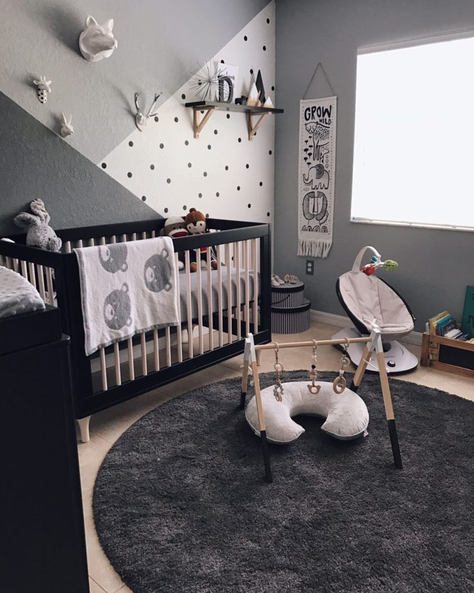 Id es d co pour la chambre des enfants babies room and bb for Idee deco slaapkamer baby meisje