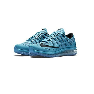 Nike Air Max 2016 Womens 806772 402 Gamma Blue Mesh Running