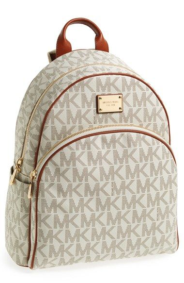 michael michael kors 39 large 39 backpack bags shoes are. Black Bedroom Furniture Sets. Home Design Ideas
