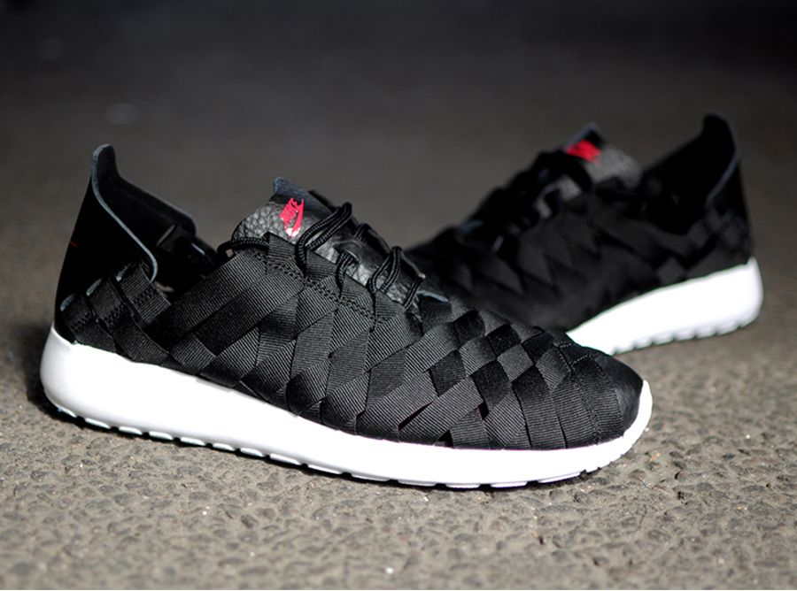 The Nike Roshe Run Woven has stuck to