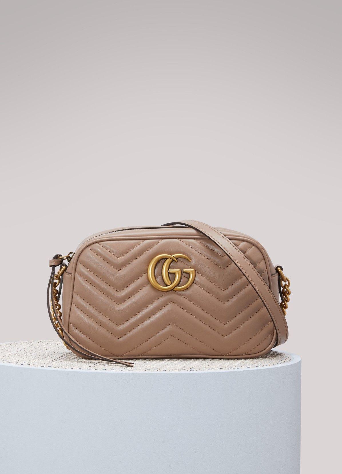 f86262611b5b GUCCI GG Marmont matelassé shoulder bag | Bags | Bags, Shoulder bag ...