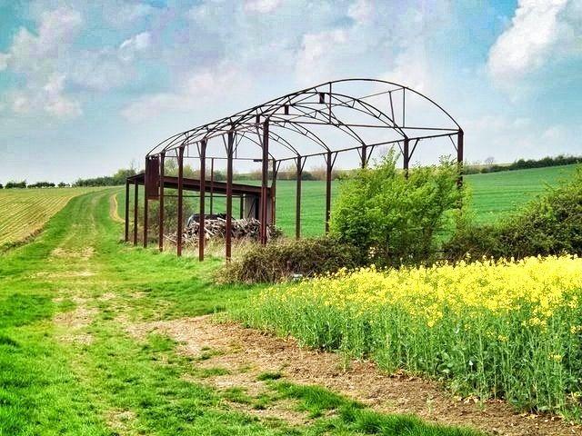 Corrugated Iron Dutch Barns In 2020 Farm Buildings Barn Corrugated