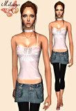 Liana Sims 2 - Women's clothing - Casual - Page 59