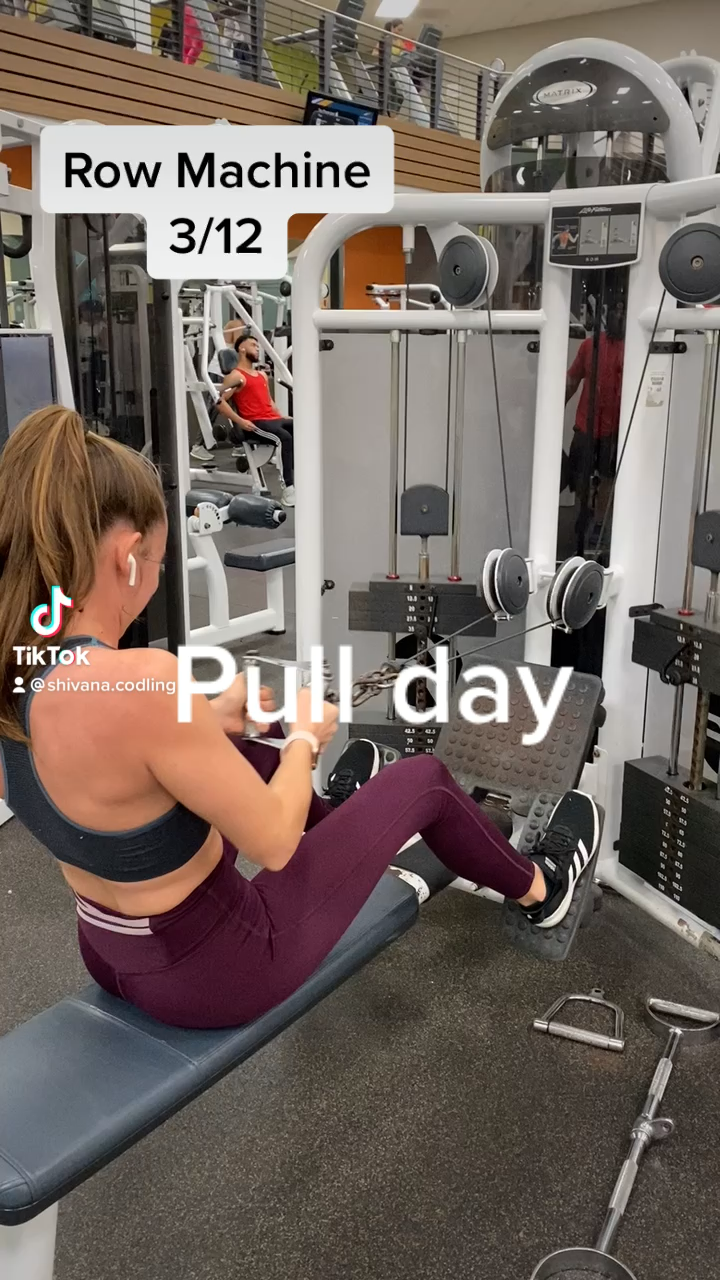 Pull Day Workout!
