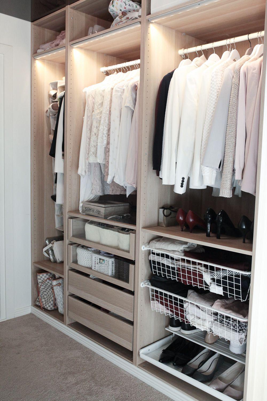 Arjen ylellisyyttä: pukeutumishuone