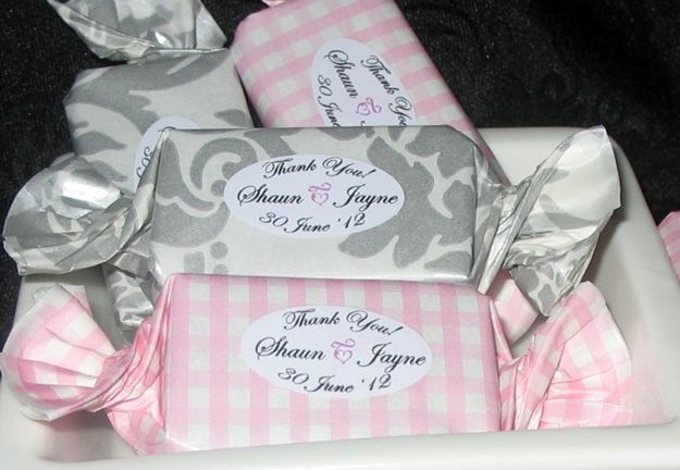 Pink & Silver Themed Wedding