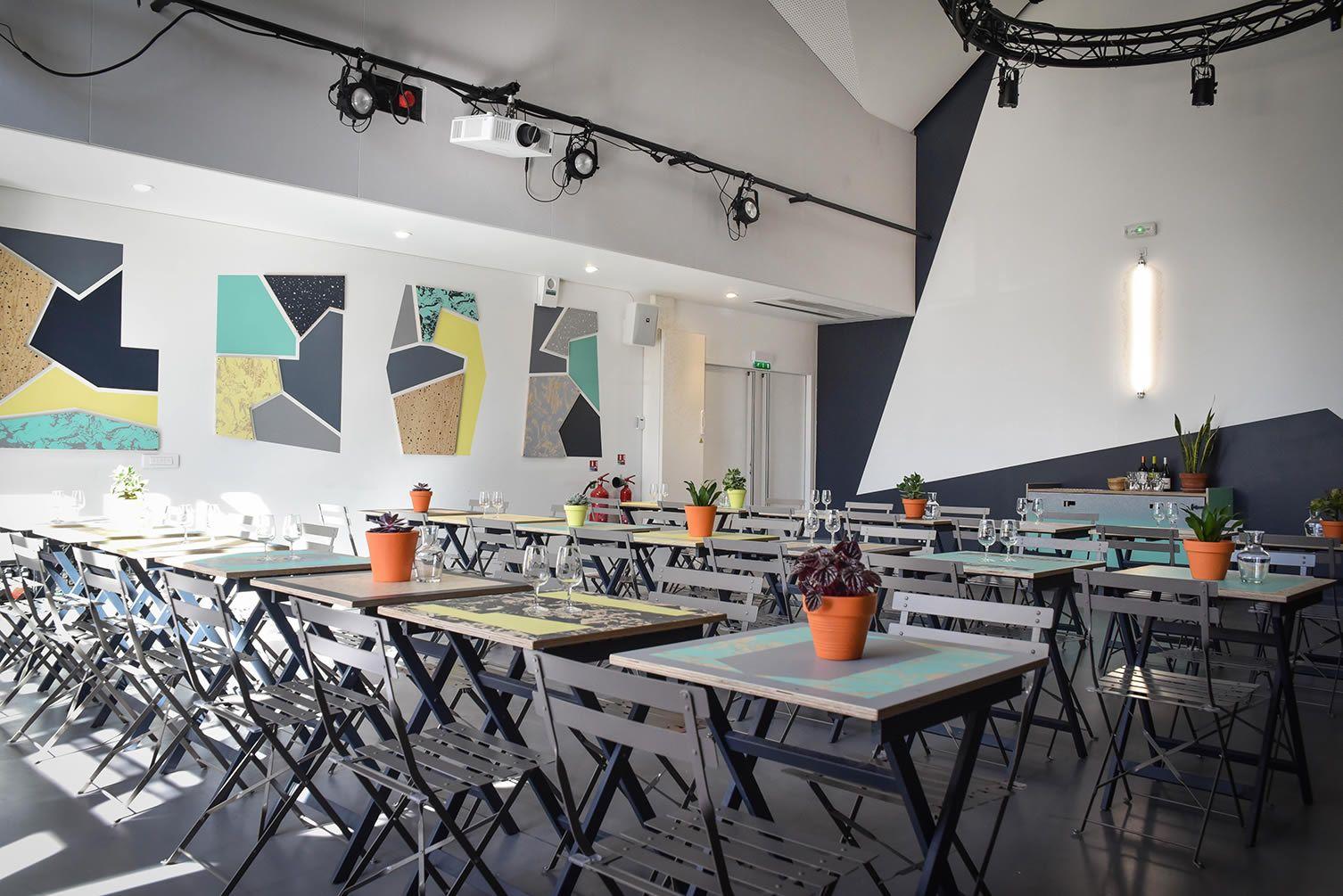 Le Hasard Ludique Paris, design by Barreau Charbonnet / Appelle Moi Papa