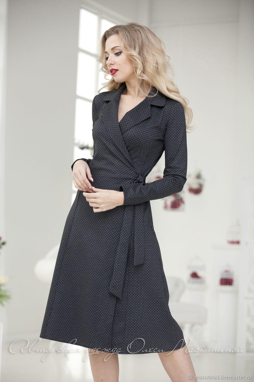 1a6700e8e031b1b Платья ручной работы. Платье