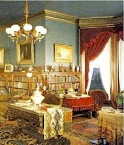 The 4 Basics Of Victorian Interior Design And Home Decor With
