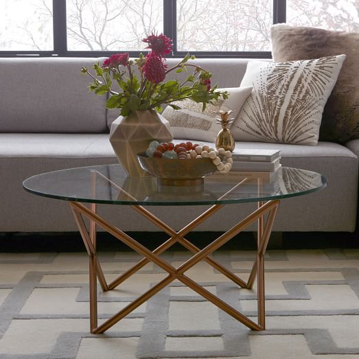 Metal Spindle Coffee Table West Elm Hotel Design Pinterest - West elm spindle coffee table