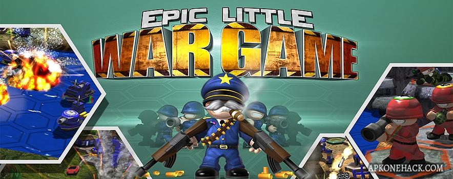 Epic Little War Game MOD Apk [Unlimited Money] 1.10