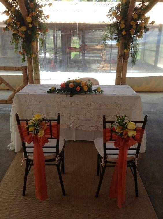 Ideas Para Matrimonio Civil En Casa4 Outdoor Furniture Sets Table Decorations Decor