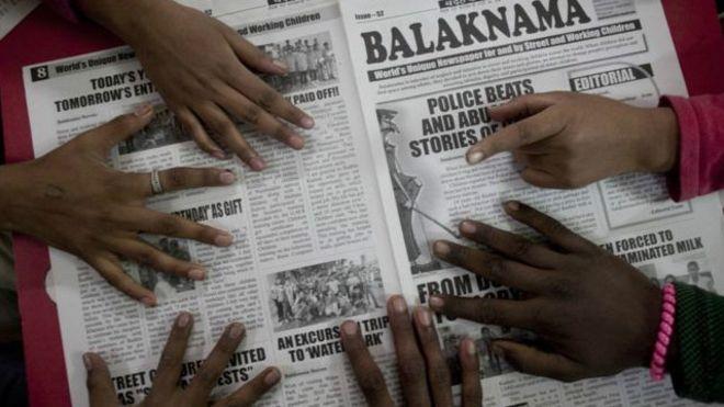 دہلی کے بےگھر بچوں کا 'بالک نامہ
