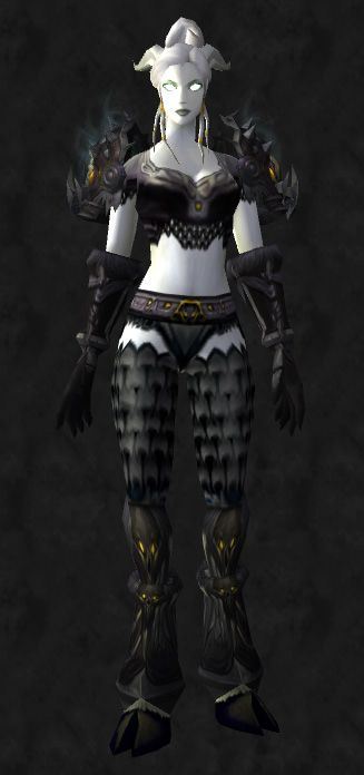 Sexy plate mogs wow