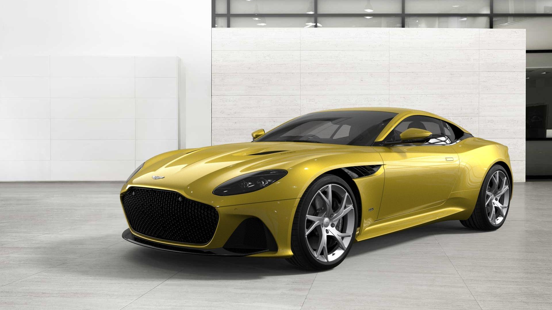 2019 Aston Martin Dbs Superleggera How We D Spec It Cars Cars
