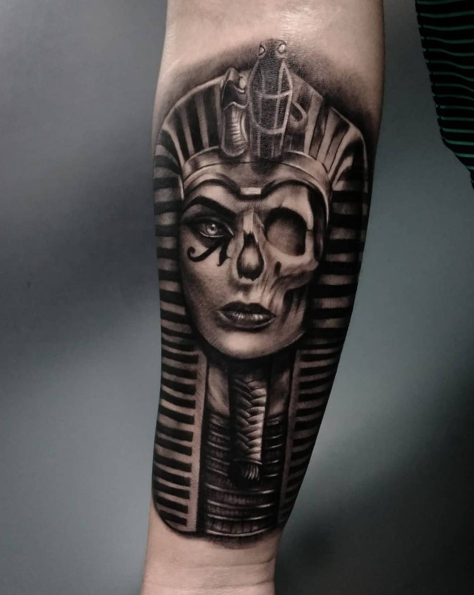 Pin By Boby On Tatuaje Egypt Tattoo Egyptian Tattoo Egyptian Tattoo Sleeve
