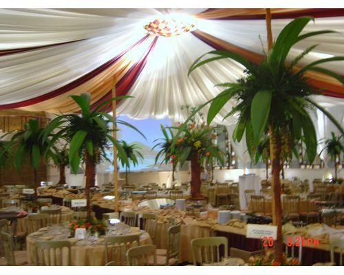 Variedad en temas decoraci n tropical eventos pinterest - Proveedores de decoracion ...