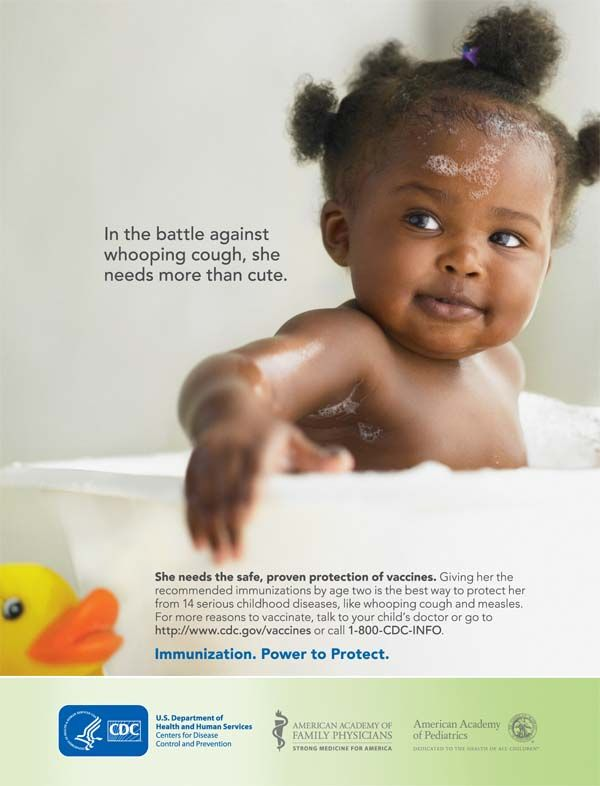 Vaccines give you the power to protect your baby from ...