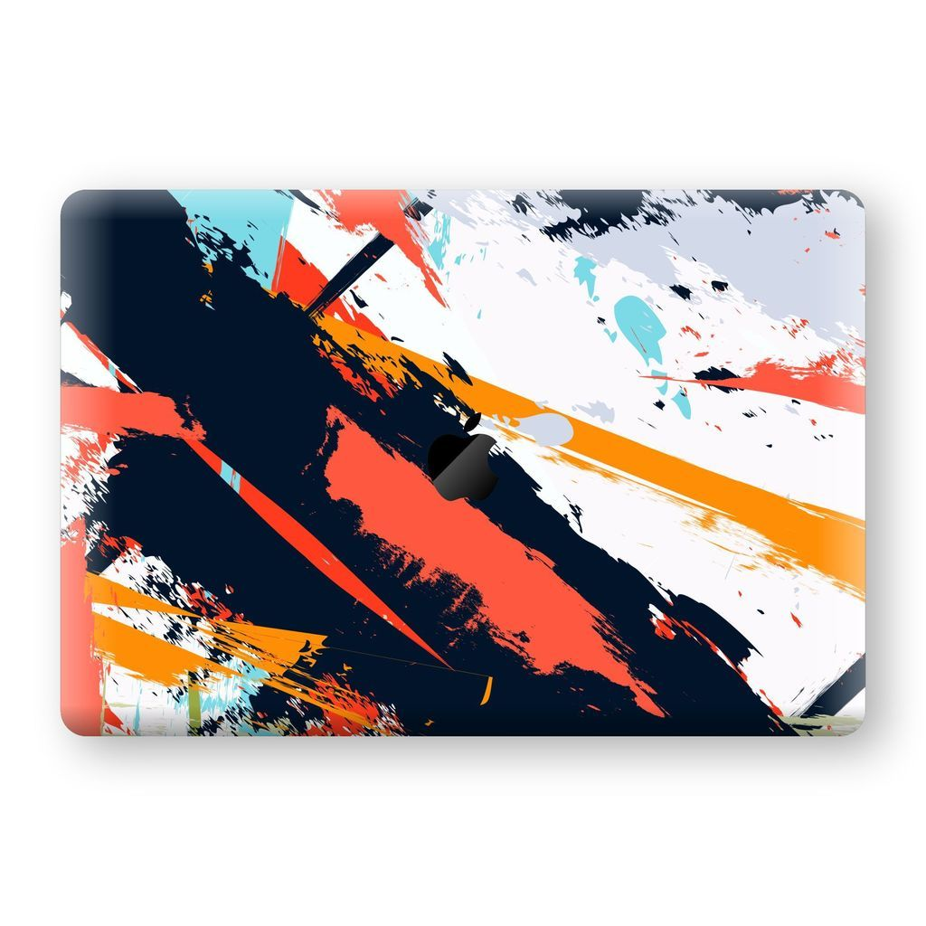 """MacBook Pro 15"""" Touch Bar SIGNATURE ABSTRACT Painting Skin"""