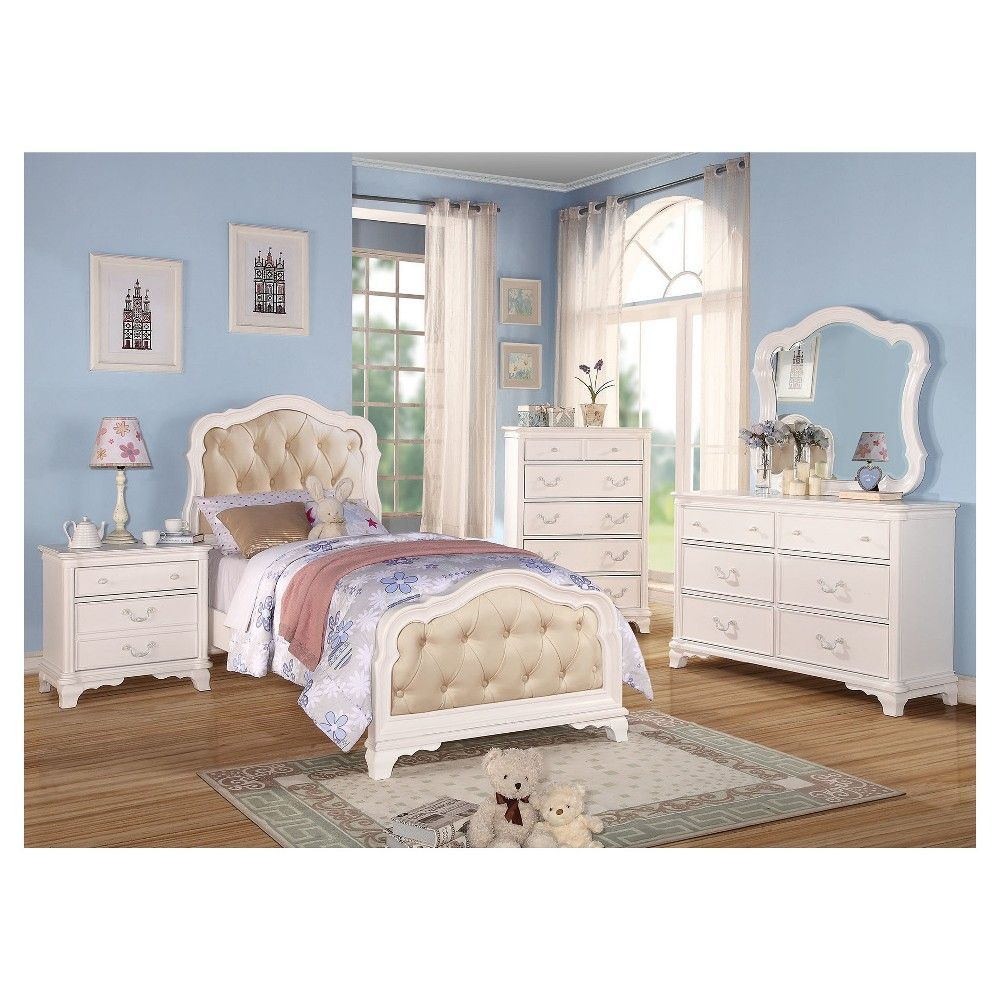 Floor Mirror Acme White  Products  Pinterest  Floor Mirror And Gorgeous Fancy Bedroom Sets Review
