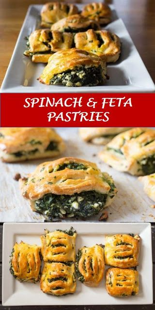 Carb Free STasty healthy food and drink that you definitely like Spinach  Feta Pastries Low Carb Grain Free THM S These handheld savory Spinach  Feta Pastries are my fav...